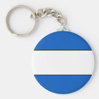 El Salvador Flag T-shirts and Gifts Basic Round Button Keychain