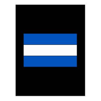 El Salvador Flag T-shirts and Gifts Postcard
