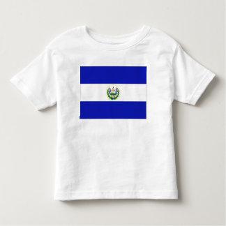 El Salvador Flag Toddler T-shirt