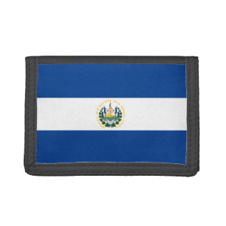 El Salvador Flag Wallet