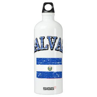 El Salvador football design SIGG Traveler 1.0L Water Bottle