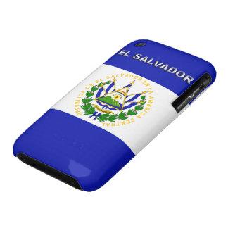 El Salvador iPhone 3 Carcasas