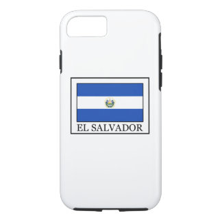 El Salvador Funda iPhone 7