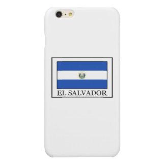 El Salvador Glossy iPhone 6 Plus Case
