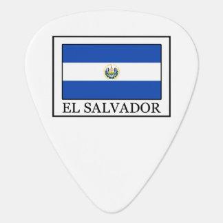 El Salvador Guitar Pick