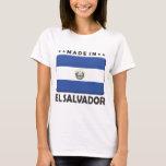 El Salvador hizo Playera