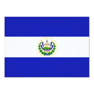 """El Salvador Invitación 5"""" X 7"""""""