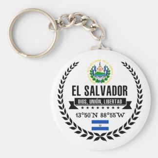 El Salvador Keychain
