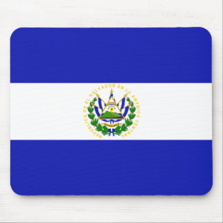 El Salvador Mouse Pad