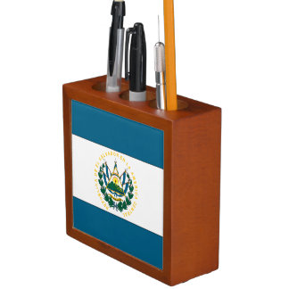 El Salvador Pencil/Pen Holder