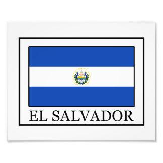 El Salvador Photo Print