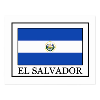 El Salvador Postales