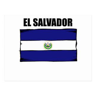 El Salvador Postcard