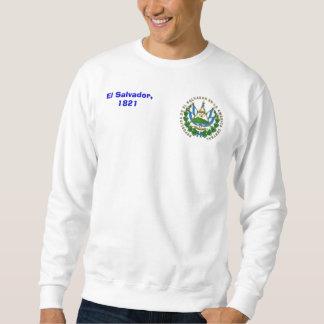 El Salvador Pullover Sweatshirt