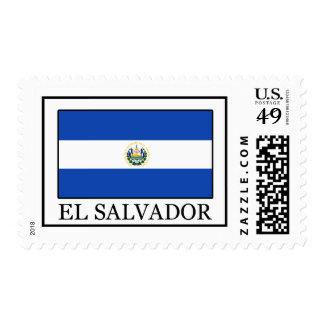 El Salvador Sello Postal