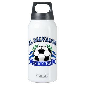 El Salvador soccer ball designs 10 Oz Insulated SIGG Thermos Water Bottle