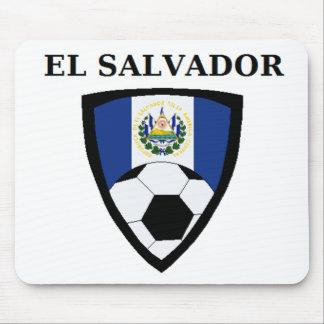 El. Salvador Soccer Mouse Pad