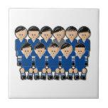 El Salvador soccer team.ai Azulejo Ceramica