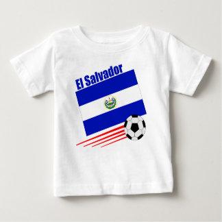 El Salvador Soccer Team Infant T-shirt