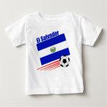 El Salvador Soccer Team Tee Shirts