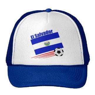 El Salvador Soccer Team Trucker Hat