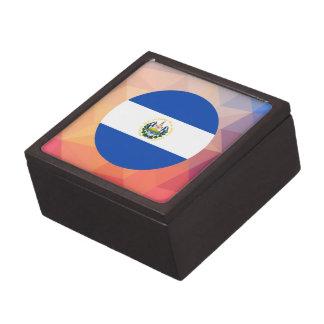 El Salvador Souvenir Jewelry Box