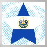 El+Salvador Star Poster