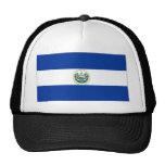 El Salvador State Flag Trucker Hats