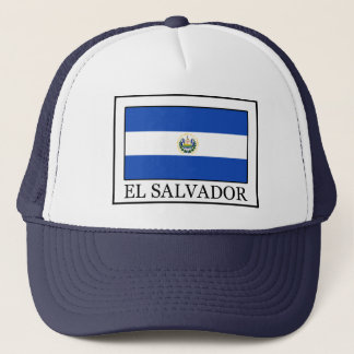 El Salvador Trucker Hat