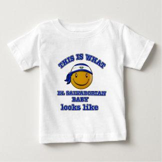 El Salvadorian baby designs Baby T-Shirt