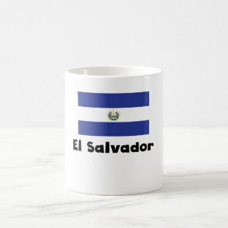 El Salvadorian Flag Magic Mug