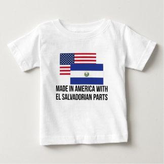 El Salvadorian Parts Infant T-shirt