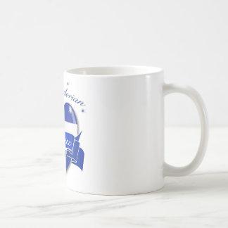 El Salvadorian Princess Coffee Mugs