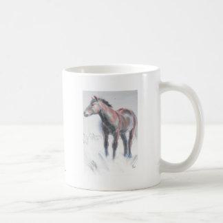 El salvaje taza de café