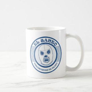EL SANTO COFFEE MUG