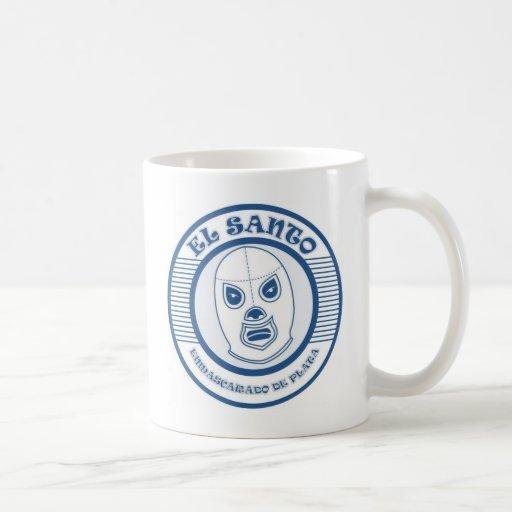 EL SANTO COFFEE MUGS