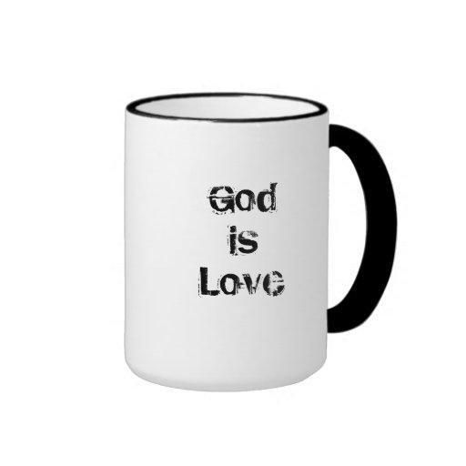 El santo de la taza de café subió de dios de Lima