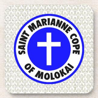 El santo Marianne hace frente de Molokai Posavaso