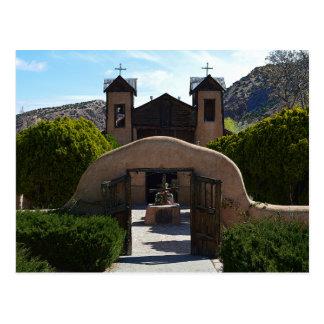 El Santuario de Chimayó, New Mexico Postcard