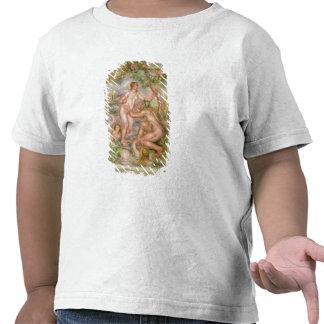 El Saone que fluye en los brazos del Rhone, 1915 Camiseta