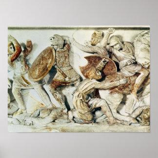 El sarcófago de Alexander Póster