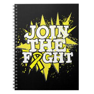 El sarcoma se une a la lucha cuaderno