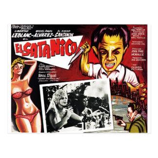 El Satanico Post Cards