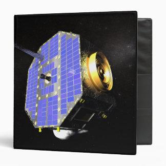 "El satélite interestelar del explorador del límite carpeta 1 1/2"""