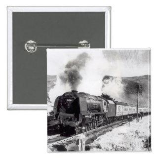 El Scot real, locomotora interurbana Pin Cuadrado