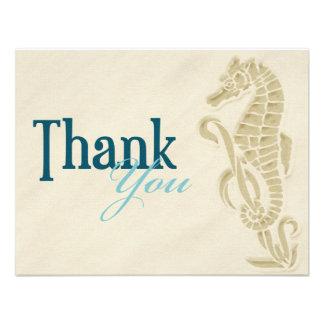 El Seahorse le agradece observar Invitacion Personal