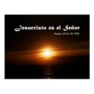 EL Secor (Tarjeta de Jesucristo es postal) Postal