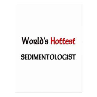 El Sedimentologist más caliente de los mundos Postal