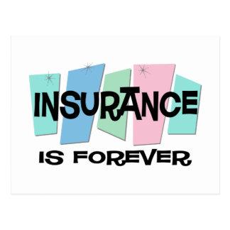 El seguro es Forever Postales
