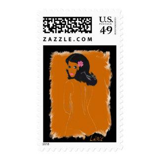 El sello de la cantatriz